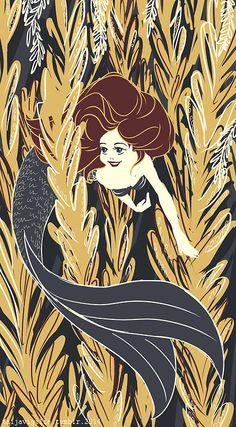 10/18colour scheme prompt - Ariel for untamed-idealist
