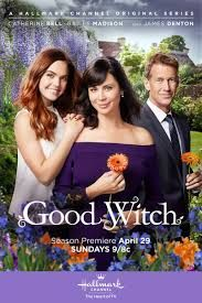 The Good Witch (Hallmark-April 29, 2018) Season 4-Cassie Nightingale, Middleton's favorite enchantress, her young-teenage daughter Grace, come to Middleton. The mother-daughter duo who have the same intuition charms residents. Cassie attempts to bring everyone together, ensuring all residents of Middleton are in for changes, big surprises, and a little bit of magic! Stars: Catherine Bell, Bailee Madison, James Denton.