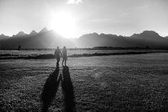 Jackson Hole Wedding | Jackson Hole Wedding Photographer | Teton Mountains | Lost Creek Ranch Wedding | Lost Creek Ranch | Jackson Hole Engagement Session | Lost Creek Ranch Engagement Session