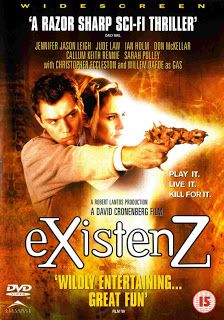 "FULL MOVIE! ""eXistenZ"" (1999) 