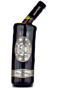 Rogyasztott fém címkés bor,  szülinapos vagy évfordulós számmal.  Mátrai Cabernet Sauvignon száraz vörösborral töltött palack, fémcímkével. űrtartalma: 0,75 L.    mérete: 31x8 cm.   Bármilyen számot feltudunk helyezni az  üvegre. Kérem a megjegyzésben jelezze, hogy milyen számmal kéri. Születésnapra, évfordulóra  különleges ajándék.   #bor, #ajándék, #ajándék bor, #Cabernet Sauvignon, #száraz vörös, #Mátrai bor, #születésnap, #évforduló, Cabernet Sauvignon