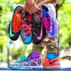 all kd shoes ever made
