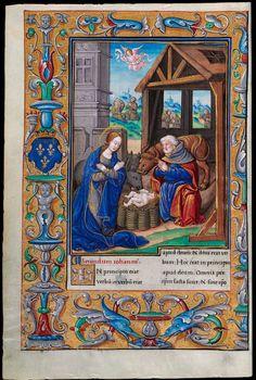 p. 13 Call number Res/51 PID bdh0000135163 Evangeliario de París, para uso de Carlos, Duque de Angulema. Iglesia Católica — Manuscrito — 1501-1600?