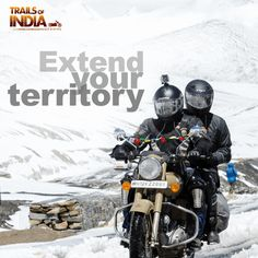 Motorcycling holidays in India are best thing to challenge yourself.  Visit here  to plan your next bike trail adventure: https://www.trailsofindia.com  #BikeTrip, #BikeTour