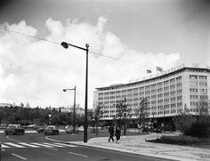 Praça Marquês de Pombal - 1964