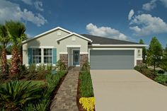 Pine Ridge, a KB Home Community in Clay County, FL (Jacksonville Area)