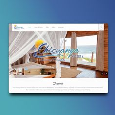 Chicuanga Resort is a resort in Mozambique. They wanted to showcase their activities, accommodation and scenery on the e-commerce style website! Ecommerce, Wordpress, Scenery, Web Design, Activities, Website, Style, Swag, Design Web