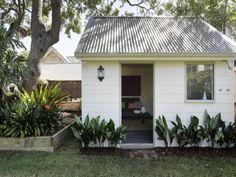 Nice studio/parents retreat  in the backyard of a home in Sydney #outdoorliving #studio #sydney