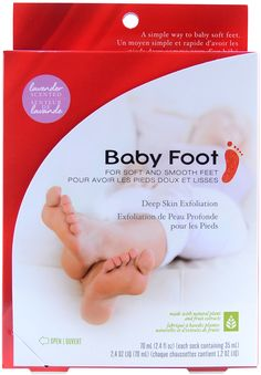 baby foot where to buy in canada