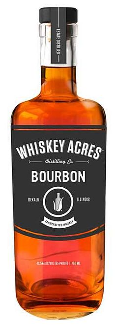 Our bourbon contains wheat as a secondary grain which helps create a softer, more rounded spirit. It's already earned a silver medal at the San Francisco World Spirits Competition, and a bronze at the American Craft Spirits Competition. Not bad for a young guy.