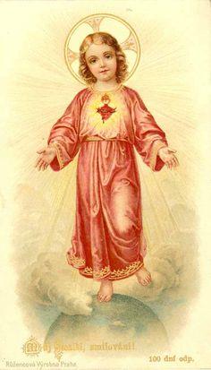 Coração de Jesus Menino