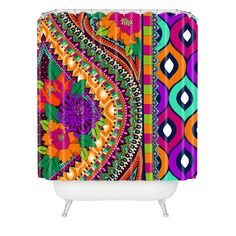 Aimee St Hill Ayanna Shower Curtain   DENY Designs Home Accessories