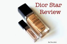 Be.You.tiful: Dior Star Review