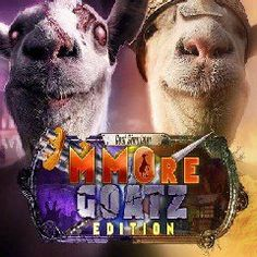 "New Games Cheat Goat Simulator Mmore Goatz Edition Xbox One Cheats - Easy ""Goat From Above"" achievement. Select the Prototype Goat from the Mutator selection menu before starting a game. Play the ""Outbreak"" map, and go to the mall due to the large number of zombies. Wait for at least five zombies to group around you, then jump and activate your special attack while in mid-air to get the ""Goat From Above"" achievement."