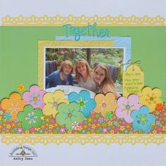 *** Doodlebug Design *** Together Scrapbook Page - Scrapbook.com