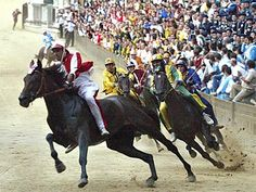 Il Pialo di Siena...a 700 year old horse race/party
