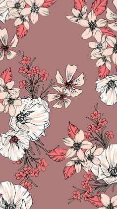 2596 Best Flower Background Images In 2019 Flower Backgrounds