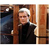 #USAshopping #10: The Man from U.N.C.L.E. 8x10 Photo David McCallum Brown Tweed Jacket Standing in Partial Building Construction kn