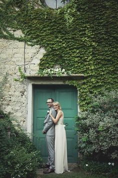 Elegant Italy Wedding from LMD