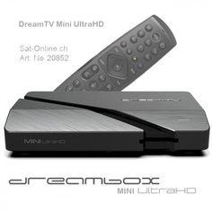DreamTV Mini Ultra HD 4K - Dreambox IPTV Bluetooth, Ultra Hd 4k, Android, Usb, Apple Tv, Mini, Remote