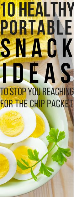 10 Cheap Healthy Snack Ideas To Stop You Reaching For The Chip Packet