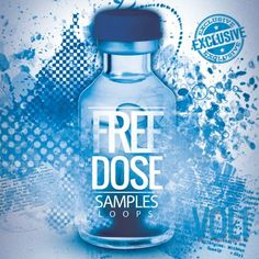 Free Dose free sample pack featuring hundreds of free sounds and samples and free loops and free MIDI files hand-picked from some of our best sample packs. Hip Hop Loops, Sound Samples, Music Software, Ableton Live, Drum Kits, Free Samples, Vodka Bottle, Packing, Core