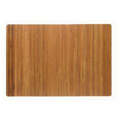 Bamboo placemat natural