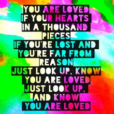 Stars Go Dim- You Are Loved