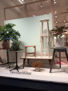 Herman Miller NYC Store Window