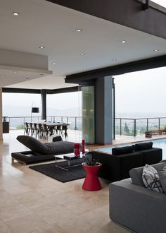 House Lam | Indoor;outdoor | Nico van der Meulen Architects #Contemporary #Furniture