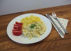 Květákový mozeček vařený v páře Risotto, Ethnic Recipes, Food, Essen, Meals, Yemek, Eten