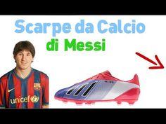 Scarpe da Calcio di Messi