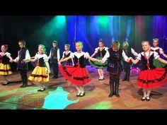 """""""Trojak"""" Taniec Śląski, polskie tańce ludowe - Zespół Pieśni i Tańca MALBORK - YouTube"""