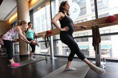 """""""Staying Fit While Pregnant in New York"""" cc @NYTimes"""