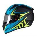 Κράνος Μηχανής MT Stinger Acero C1 Matt Blue Matt And Blue, Helmets, Product Launch, Hard Hats, Helmet