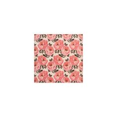 Scrapbooking Paper - Handmade Scarlett 12x12 Paper - Paper Source ❤ liked on Polyvore