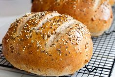 Seed Fruit & Nut Bread Makes 2 to 3 loaves For seed mixture: 2 tablespoons raw whole flaxseed 2 tablespoons raw sunflower seeds 1 tablespoon raw quinoa 1 tablespoon raw sesame seeds For the bre...