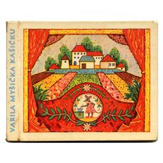 L.Fulla,Slovak painter and illustrator.Children's book illustration.L.Fulla-Slovak painter and illustrator, (February 27, 1902, Ružomberok – April 21, 1980, Bratislava)