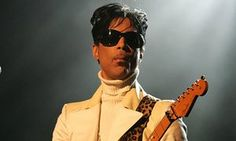 The purple one in concert, 2007. Photograph: Frank Micelotta