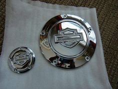 Diamond Ice collection- Derby & Timer - Harley Davidson Forums