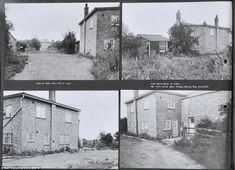 Hideout: Leatherslade Farm where the Great Train robbers laid low in the days after the raid. The men stayed at the three-bedroom property for two days and it was found by police several days later.