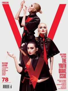 V Magazine Taps Sky Ferreira, Grimes, Charli XCX & Others for its 'Youthquake Issue' | Fashion Gone Rogue: The Latest in Editorials and Campaigns