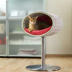 pet-interiors lit pour chat RONDO Stand.