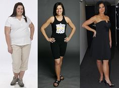 Her arms and waist are unbelievable! I *love* motivation like this. #realpeople