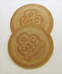 Girl Guide biscuits - an annual fundraiser. In New Zealand we call the younger guides Pippins after the apple.