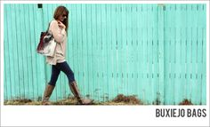 Buxiejo Bags at the 2015 Valverde Bazaar Pop-Up Outdoor Market