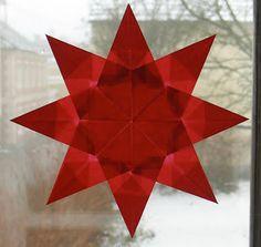 Knecht Ruprecht Waldorfdolls: Happy Winter Solstice and How to make a Waldorf Window Star