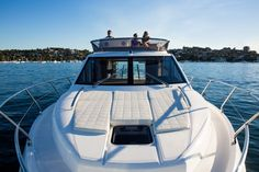 Absolute 45 FLY in the kangaroos land! | Absolute Yachts - Luxury yachts and boats made in Italy