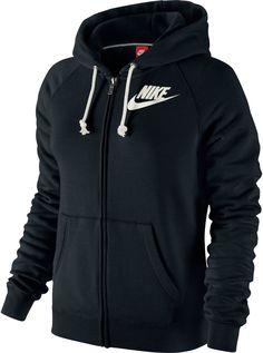 AS NIKE RALLY FZ HOODY | Locker Room | Nike