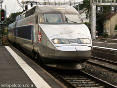 TGV Fast Train Paris-Lourdes Train Tracks, Pyrenees, Trains, Photography, Life, Fotografie, Photograph, Train, Railroad Tracks